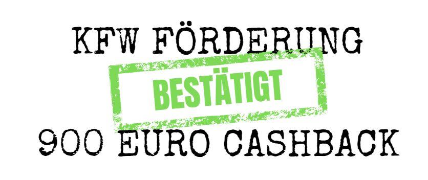 KFW Cashback 900